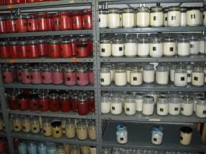 aromatic jars