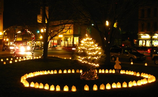 Hospice Circle of Light Photo by Matt Wiederhold