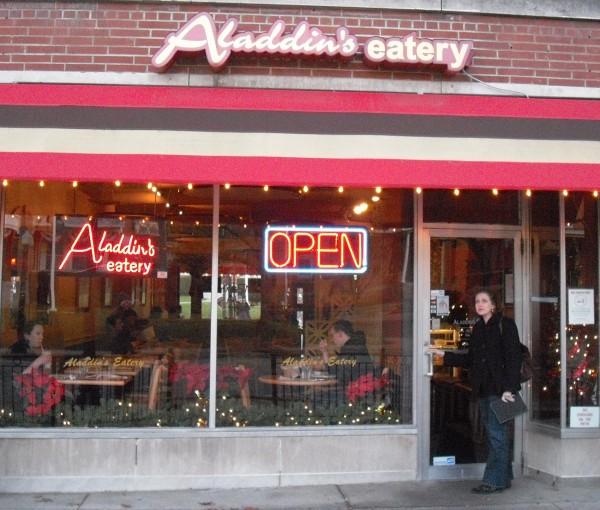 Aladdin's Eatery, 782 W. Market St., Akron