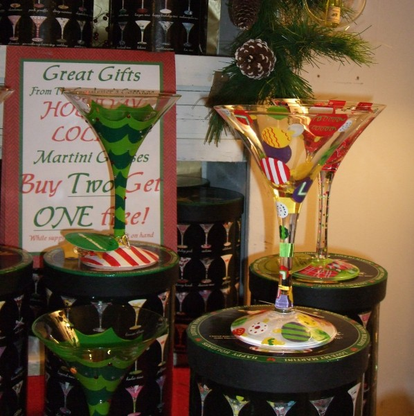 xmas martini