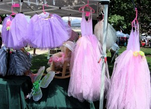 Filmy pastel tutus for the eternal princess